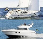 Яхты и катера из Скандинавии