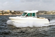 Новый рыболовно-прогулочный катер Jeanneau Merry Fisher 625