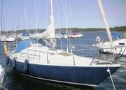 Продам парусную яхту Albin Ballad 30