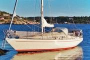 Шведская классика парусная яхта Albin Ballad 30