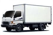 продажа фургонов и европлатформ на базе HUYNDAI,  ГАЗ, КАМАЗ