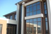 Новое административно офисное здание