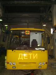 Автобусы Isuzu-Атаман Школьные.
