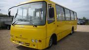 Автобусы Isuzu А-09203-01 на сжатом газе (МЕТАН).