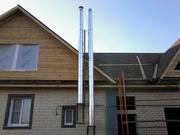 Дымоходы и вентканалы из высококачественной стали по низким ценам