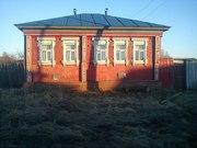 Продается дом ( поселок Венец,  Павловский район Нижегородской области)