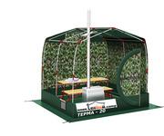 Продам компактную  мобильную  баню для семейного отдыха на природе