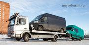 Эвакуация микроавтобусов в Нижнем Новгороде