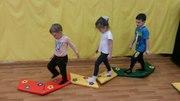 Детский фитнес с 3, 5 до 8 лет