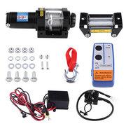 Лебедка электрическая Electric Winch 4000 lb,  ATV