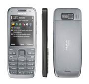 Продаю  Нокиа Е52 (белый) смартфон